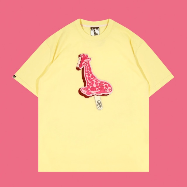 【GRAF】アイスクリーム刺繍Tシャツ