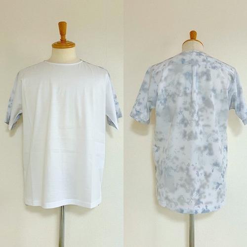 Switch Fabric Cut & Sewn White × Light Gray