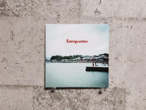 【特典】Easycome / 風の便りをおしえて (「夢中にならないで」収録のCDR付)