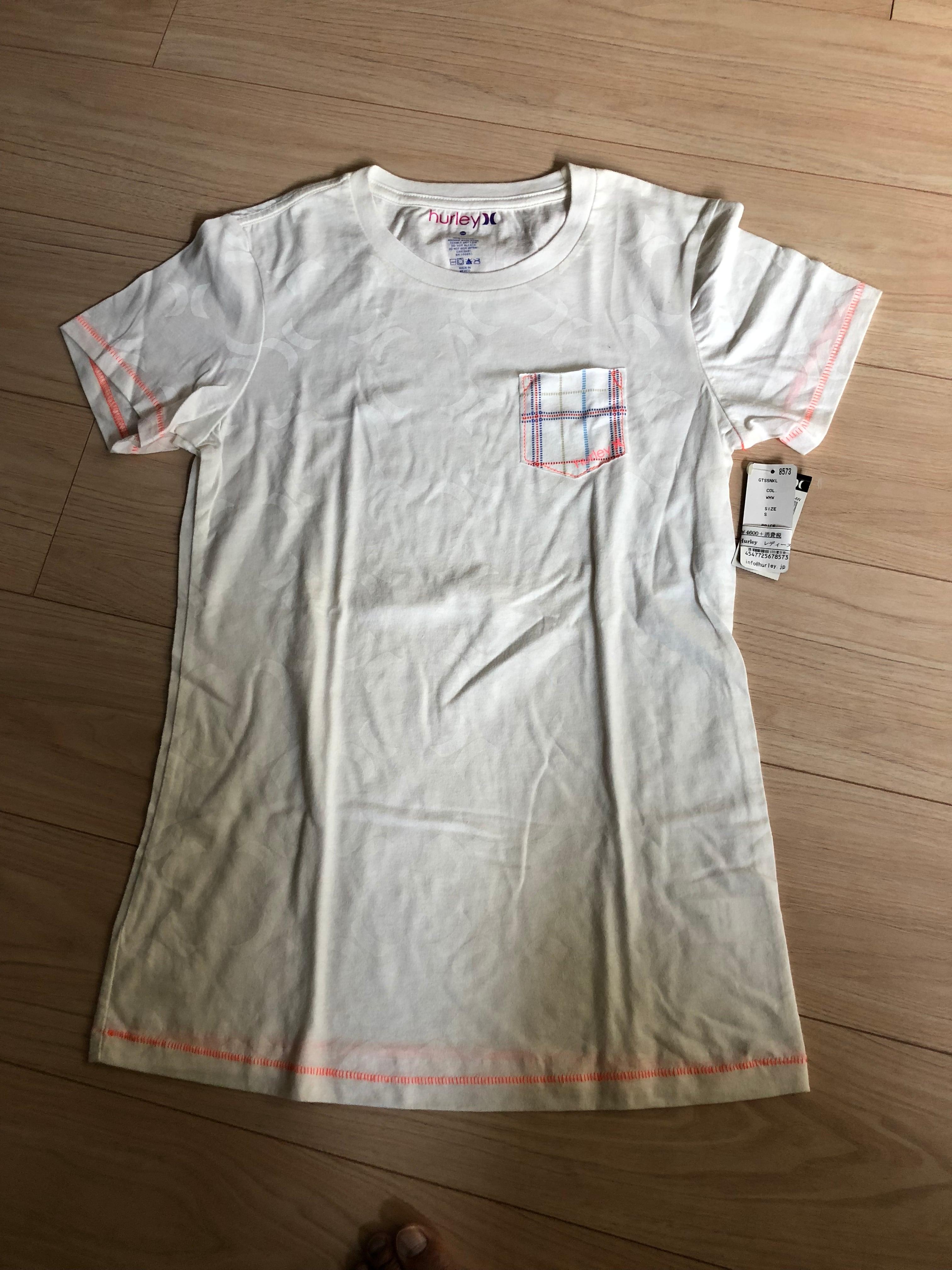 Hurey T shirt   レディース