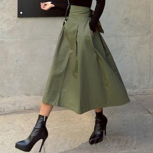 【ボトムス】レディース ファッション細見え気質満点 おしゃれ  スカート53313618