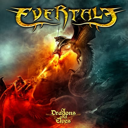"""EVERTALE """"Of Dragons And Elves"""""""