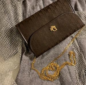 Dior チェーンショルダーバッグ