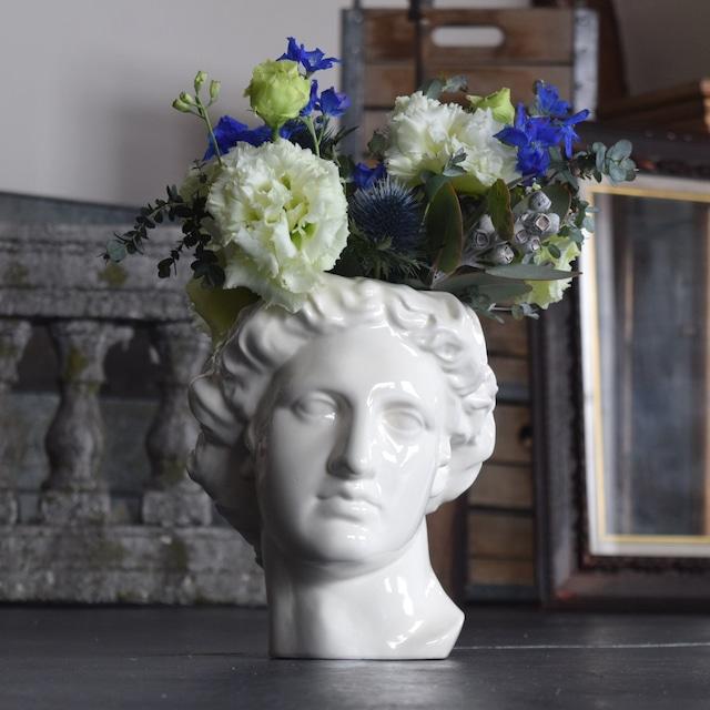 "【DOIY ドーイ】Flower Vase ""Apollo"" フラワー ベース ""アポロ"""