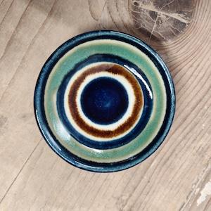 3寸皿一枚焼き/輪描き