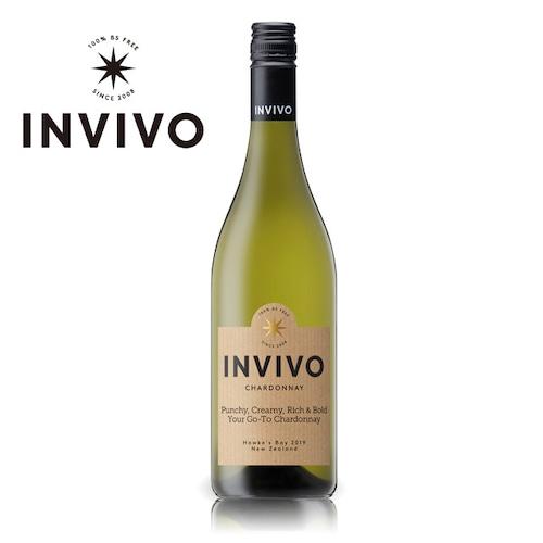 Invivo Hawke's bay Chardonnay 2019 / インヴィーヴォ ホークスベイ シャルドネ