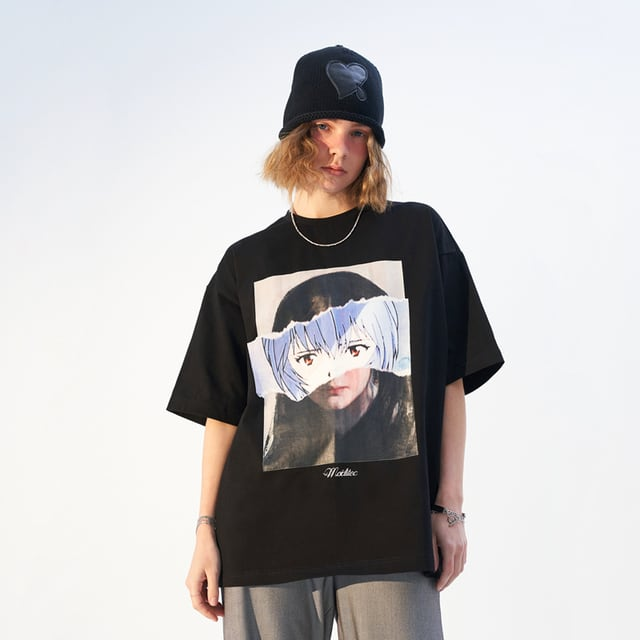 【MODITEC】綾波レイTシャツ