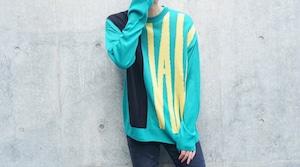 Multi Color Knit