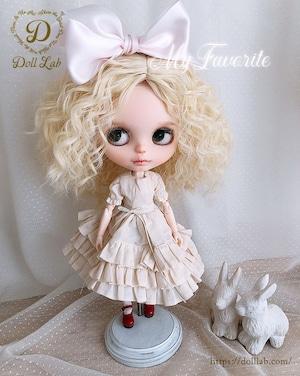 ウェービーシープ [10inch] シルク繊維 天使の巻き毛 DWL011-002-10in