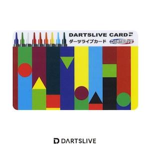 Darts Live Card [08]