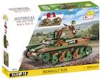 COBI #2553 ルノー R35 軽戦車