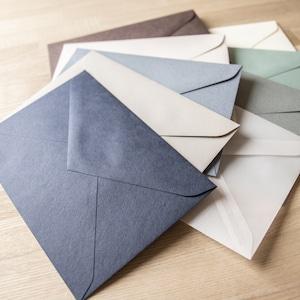 封筒9種 お試しセット(洋1)  9枚