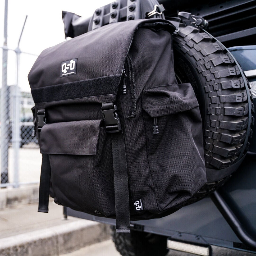 【 OSO 】 OVERLAND SPEC OUTDOORS Trash bag 期間限定!送料無料!