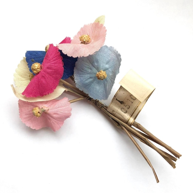 カラフルなヴィンテージ花束