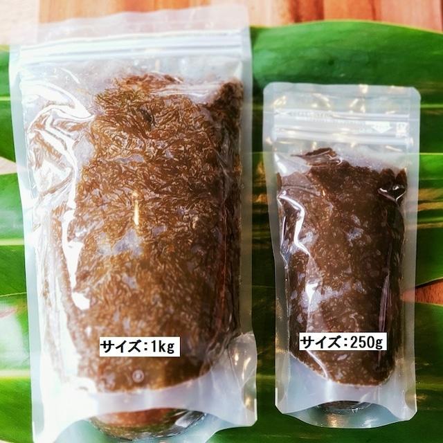 宮古島産もずく(塩漬け) 1kg