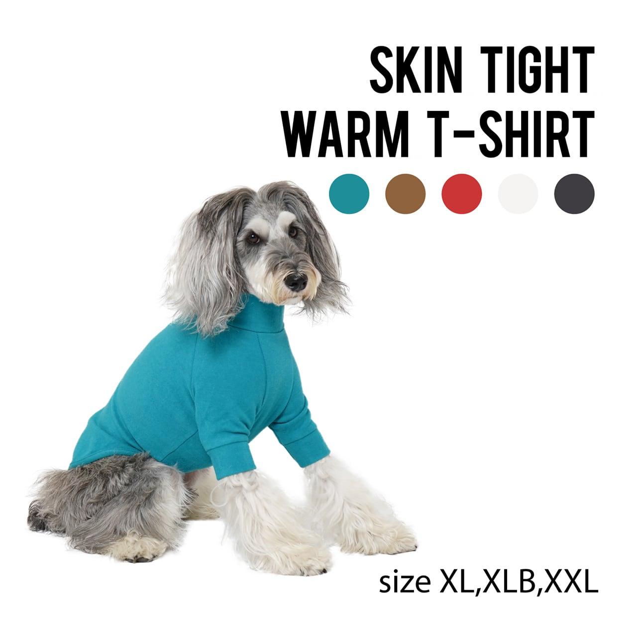 SKIN TIGHT WARM T-SHIRTS(XL・XLB・XXL)スキンタイトウォームTシャツ
