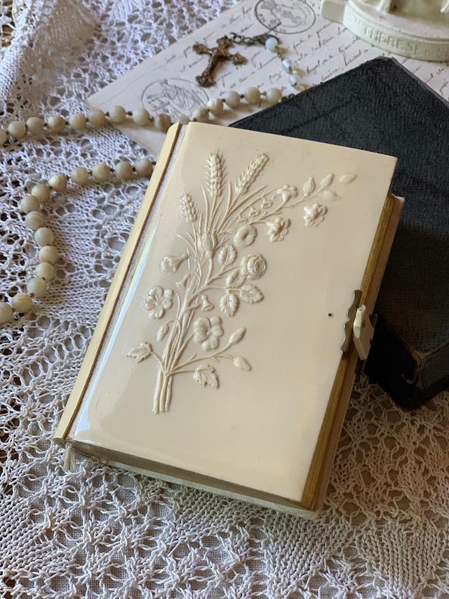 ミセル 紙箱付き セルロイド装丁 聖書