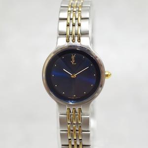 YVES SAINT LAURENT イヴサンローラン 5421-H10058Y SS クォーツ 腕時計 レディース
