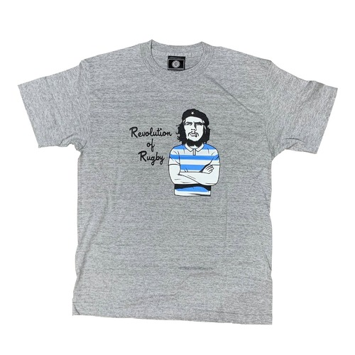 【YBC】Revolution of Rugby T-shirts Gray