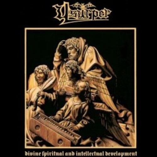 "USURPER ""Divine Spiritual And Intellectual Development CD+DVD / Bonus Deluxe"" (輸入盤)"
