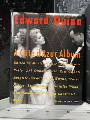 Edward Quinn   A cote d' Azur  Album   ZURICH MUSEUM OF DESIGN