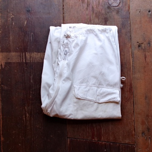 ~1960s SWISS Army Alpine Snow Pants / ヴィンテージ スイス軍  ワイド オーバー パンツ