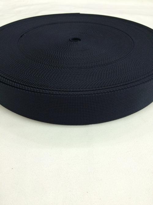 30%びき ナイロンテープ  12本トジ織  38mm幅  1.5mm厚  カラー(黒以外) 1反(50m)