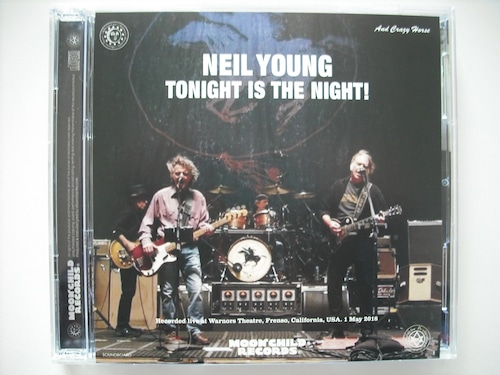 【2CD】NEIL YOUNG / TONIGHT IS THE NIGHT !