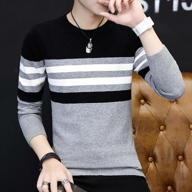 Tシャツ インナー 長袖 ティーシャツ メンズ カジュアル トップス カットソー シtps-1828