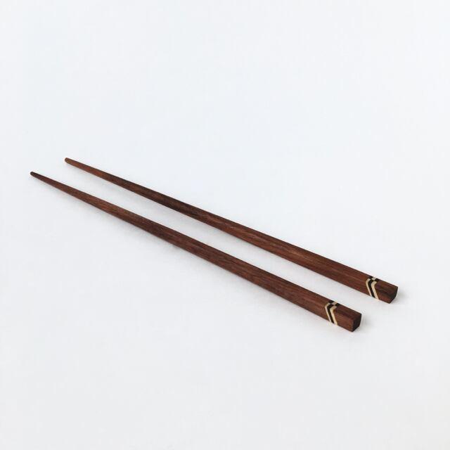 タイのチークウッドの箸|Thai Teak Wood Chopsticks