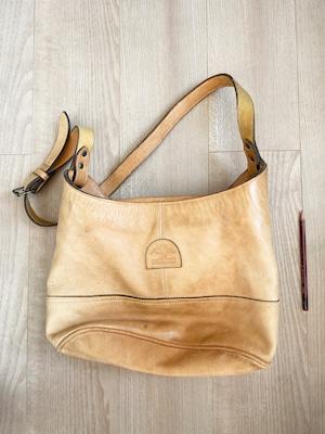 used leather bag No.011「虚空フェアリーテイル」
