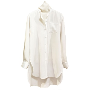 Long Shirts/WHITE