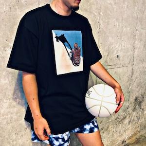 G.O.A.T. t-shirt / black