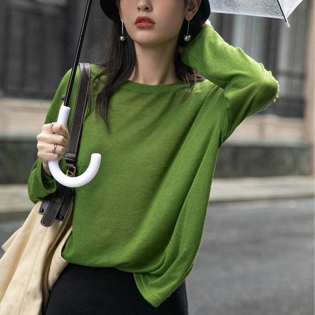 Pullover tops KRE1082