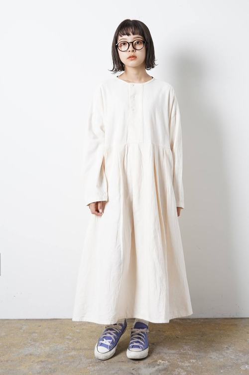 SMOCK ONEPIECE/OF-O034