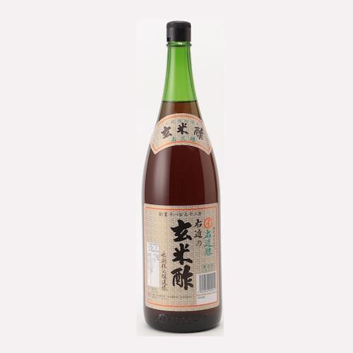 【醸造酢】1800ml玄米黒酢
