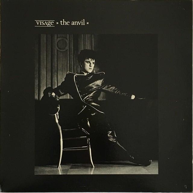 【LP・米盤】Visage / Anvil