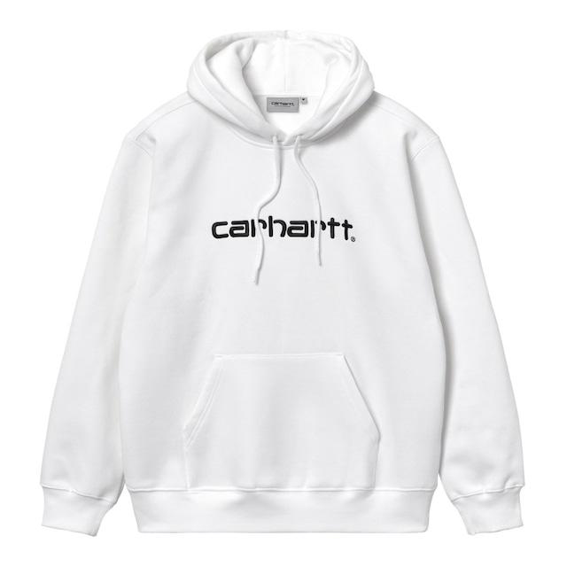 Carhartt (カーハート)CAR-LUX HOODED JACKET - Tawny / Grey カーラックスフーデッドジャケット