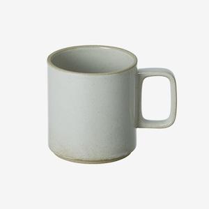 HASAMI PORCELAIN (ハサミポーセリン) Mug cup (Clear / グレー) HPM020【85x89】 Mサイズ
