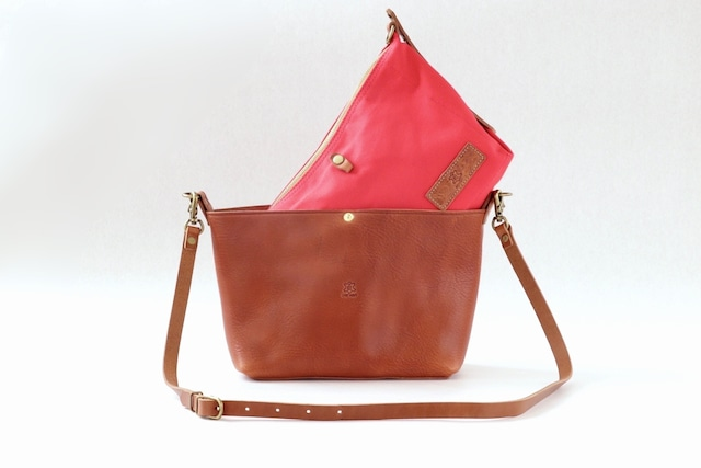 OB-005 / Bag in 2way Shoulder Bag