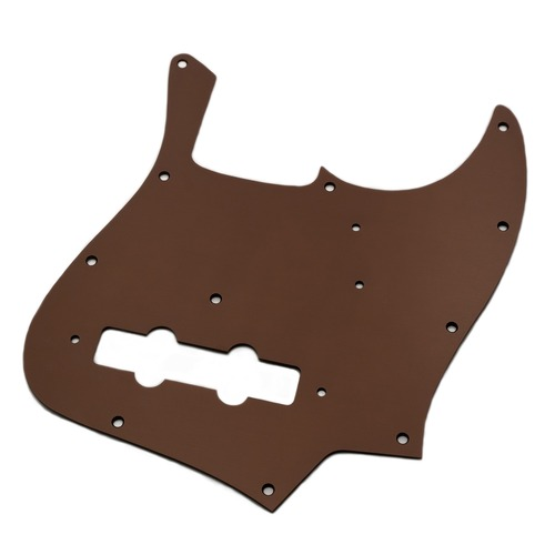 VARIOUS ANODISED PICK GUARD SERIES - 60s J-type - Bronze Brown ベース用アノダイズドピックガード