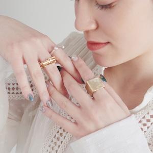 SET RINGS || 【通常商品】 PRIMAVERA 3 RING SET J || 3 RINGS || MIX || FBB010