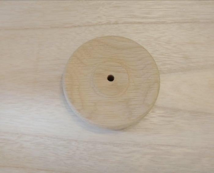 6 inch ラウンド / ベース ☆ナンタケットバスケット用