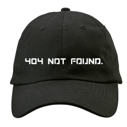 404 not found. CAP