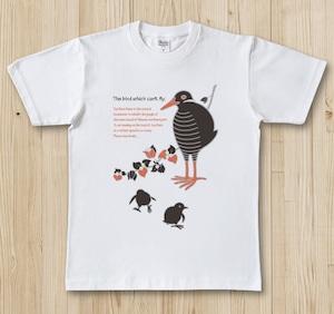 沖縄Tシャツ ヤンバルクイナ(天然記念物)