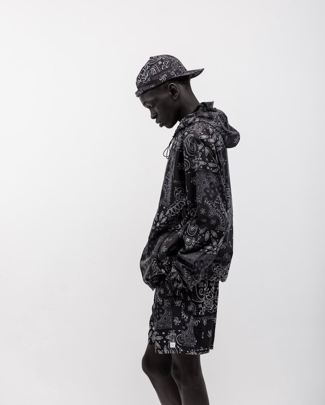 STAMPD / OUTER-SHELL NYLON JACKET