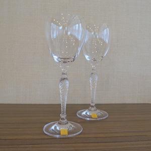 カガミクリスタル ペアワイングラス