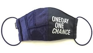 【デザイナーズマスク 吸水速乾COOLMAX使用 日本製】ONEDAY CRAZY PATTERN SPORTS MASK CTMR 1110016