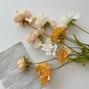 scabiosa silk flower 5colors / スカビオサ シルクフラワー マツムシソウ 造花 韓国 インテリア 雑貨
