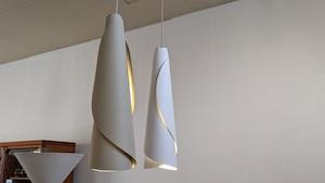 MAKI Suspension Lamps by Nendo for Foscarini